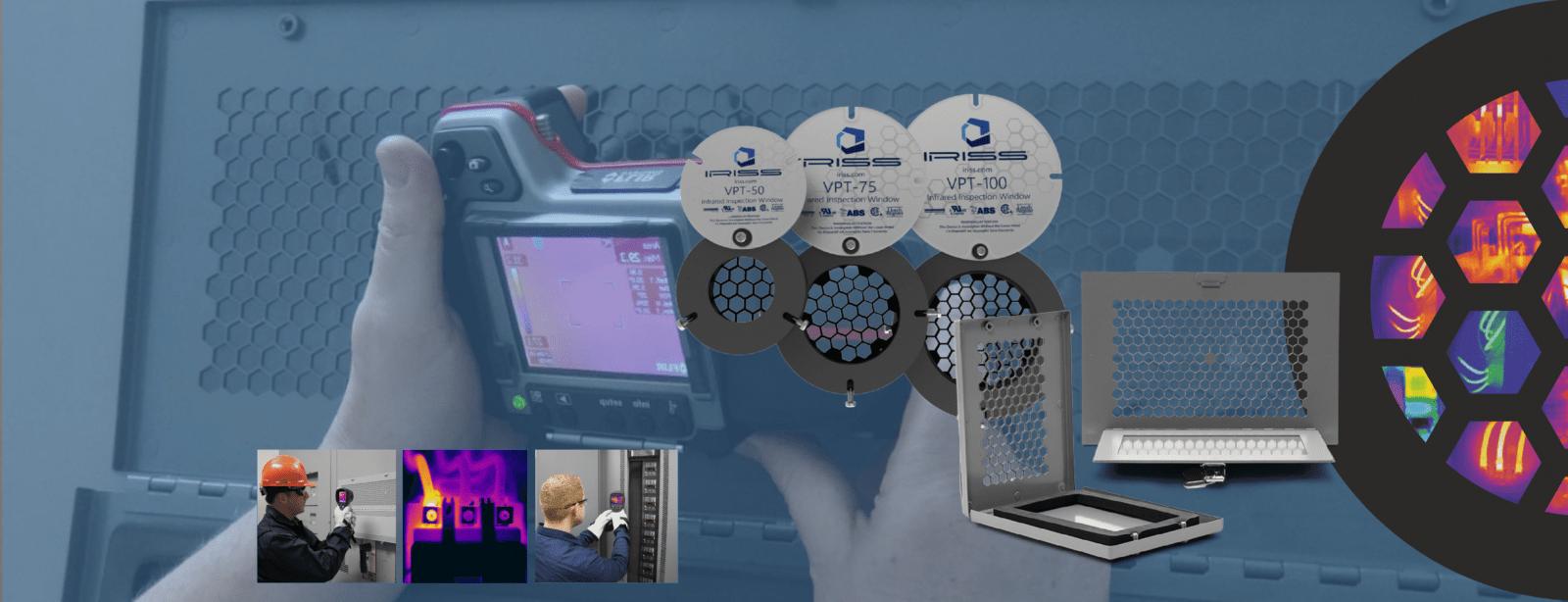 ИНФРАКРАСНЫЕ (ИК) ОКНА  –безопасный способ для тепловизионного мониторинга электрооборудования