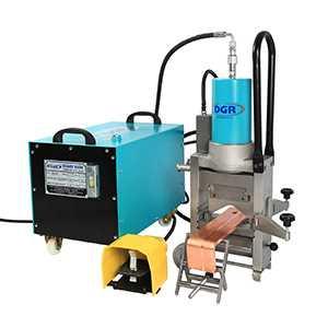 Многофункциональный переносной станок для обработки медных шин  PМ-125