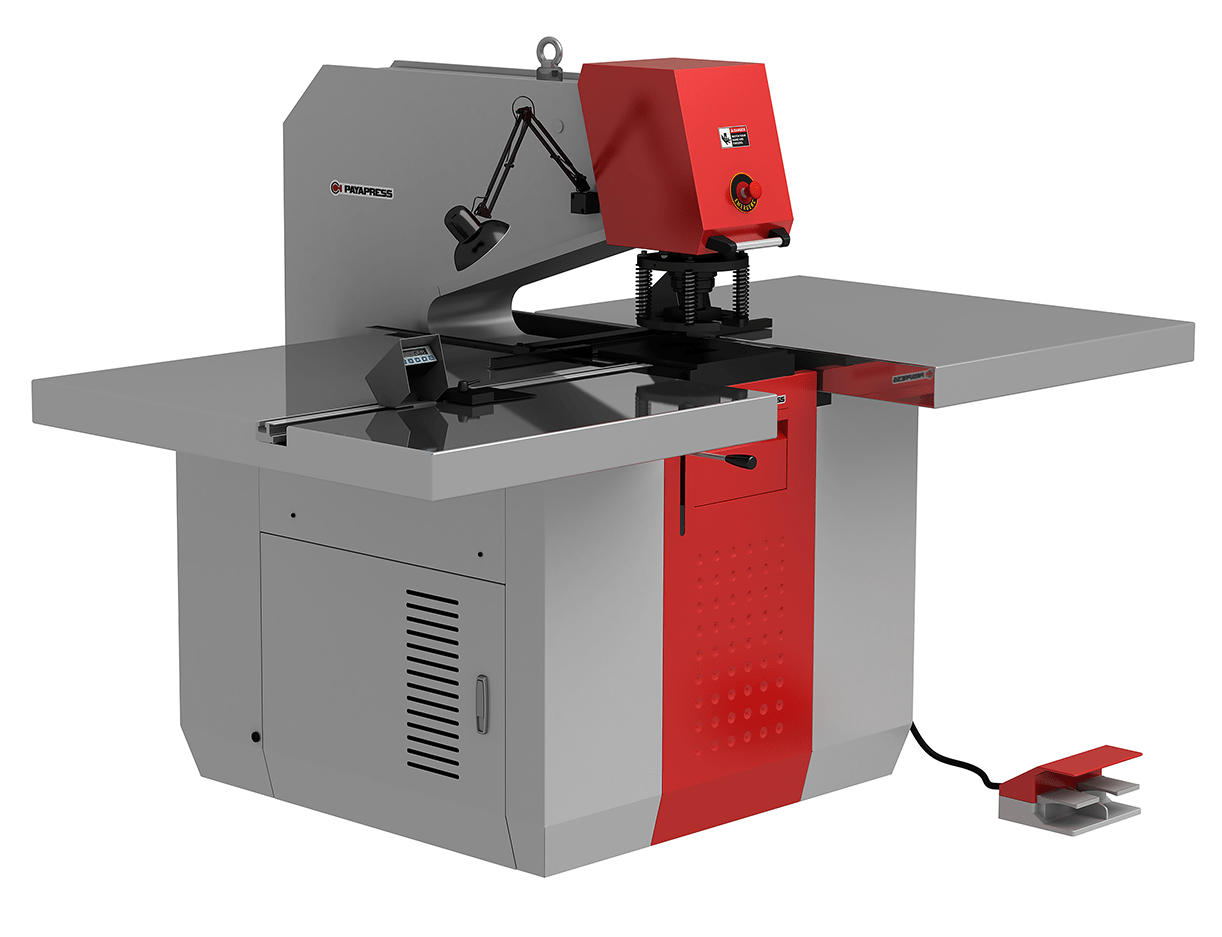 Гидравлический пробивной пресс HPM-63S