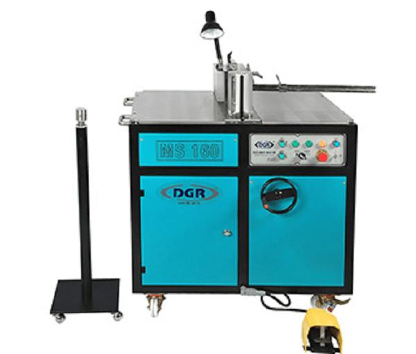 Универсальный станок для обработки токопроводящих шин  MS-160