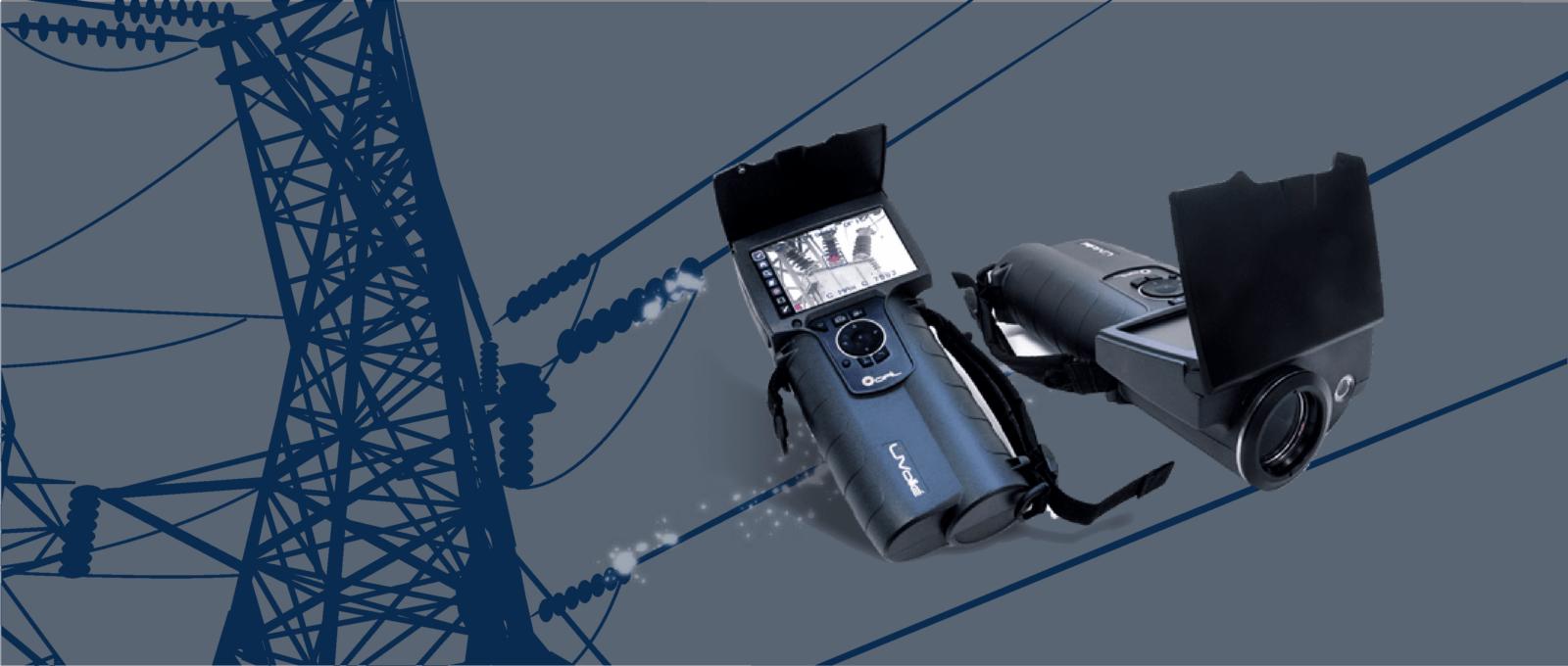 Ультрафиолетовые камеры DayCor ®, с возможностью визуализации короны в условиях дневного освещения